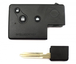 OBUDOWA KARTY NISSAN INTELLIGENT KEY